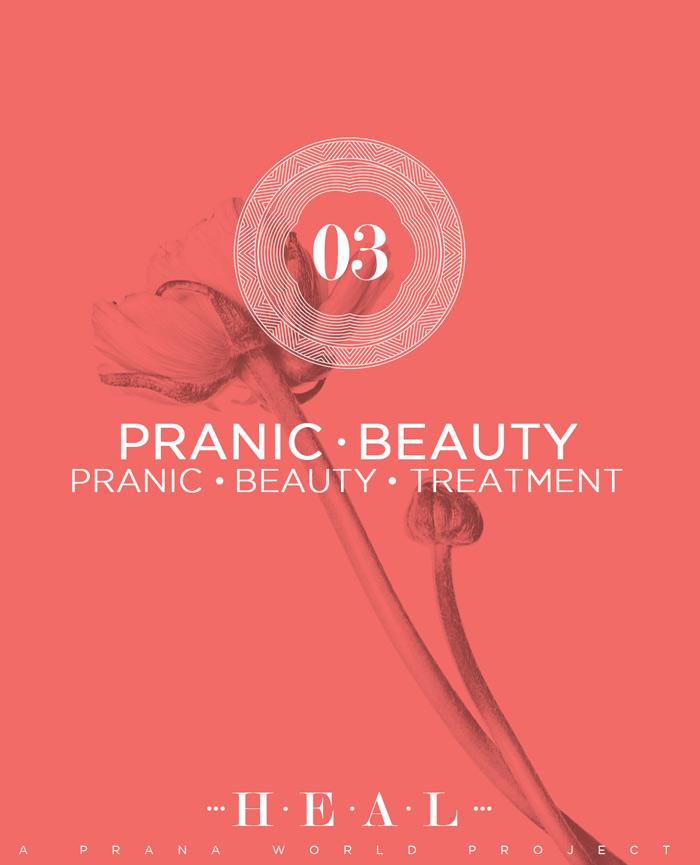Pranic Beauty Face Treatment
